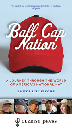 Ball Cap Nation Book Cover (2009)
