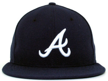 Atlanta Braves Authentic Collection hat