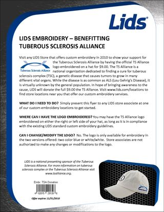 5ff35a89e2180 LIDS Supports the TS Alliance