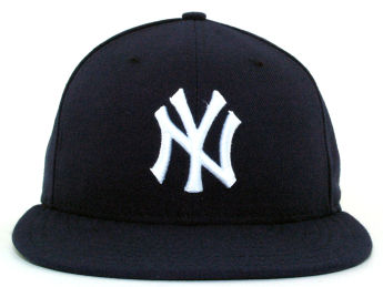 New York Yankees Authentic Collection hat