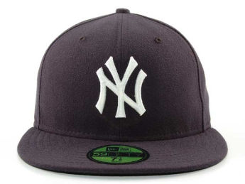 Yankees New Era Fitted