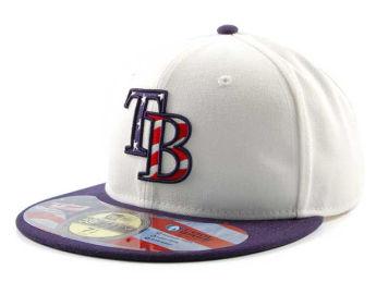 Tampa Bay Stars & Stripes hat