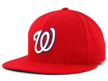 Washington Nationals Authentic Collection cap