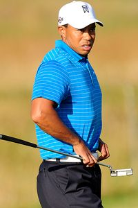 Tiger Woods - Stuart Franklin.Getty Images