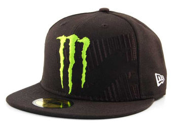 Monster_Bong Fitted