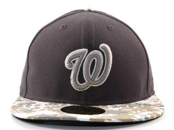 Washinton Nationals MLB C-Script hat