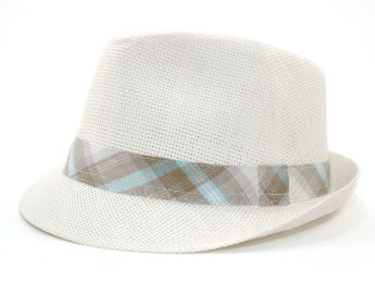 Straw Beach Fedora at lids.com