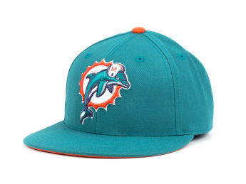 Miami Dolphis fitted cap