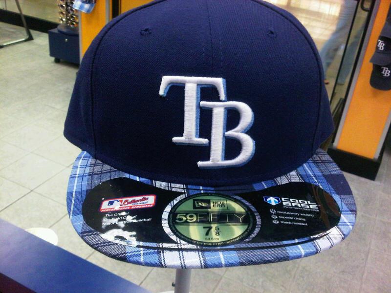 Tampa Bay Rays Brayser hat