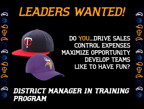Leaders Wanted!