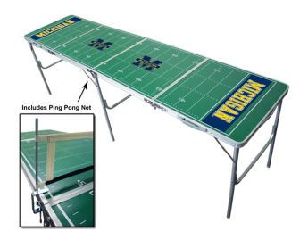 Michigan Tailgate Table