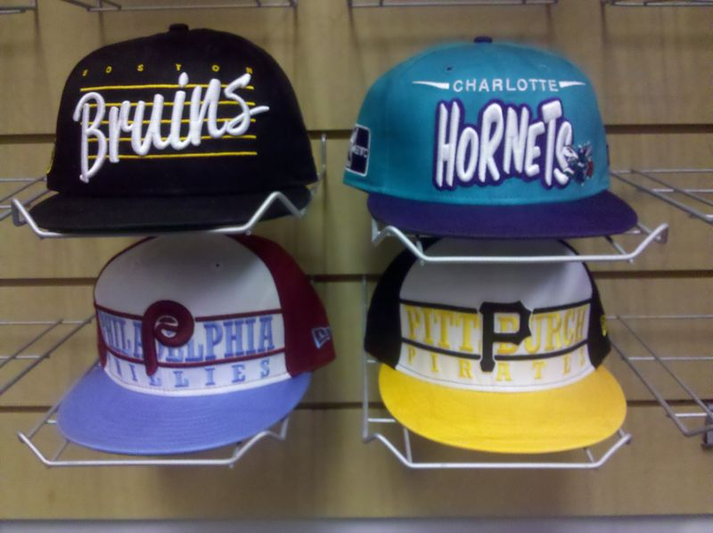 New Era Snapback hats at lidsdotcom_2