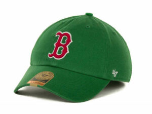 Red Sox St Pattys Dad Hat