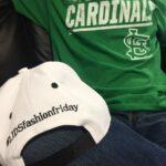 St. Pats Hashtag Closeup