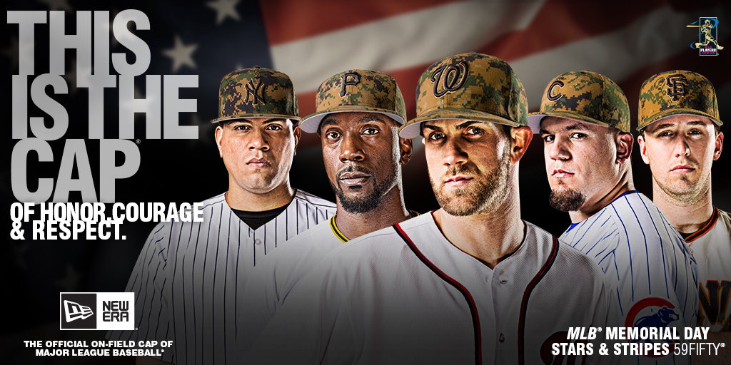 3c577cd7c45 JUST LAUNCHED  MLB Memorial Day Gear