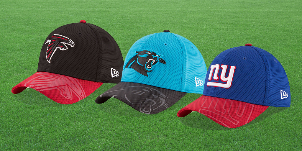 JUST LAUNCHED  2016 Official NFL Sideline Cap  fabde4eff74
