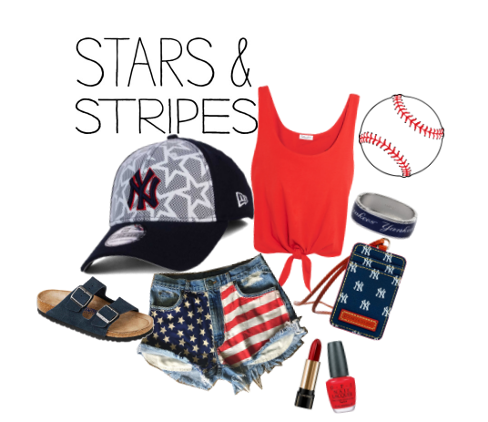 Stars and Stripes Women