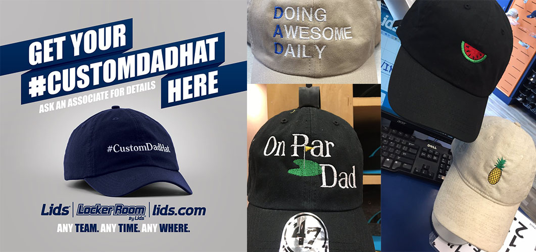Lids Custom Hats >> Hump Day Must Have Customdadhat Lids Blog