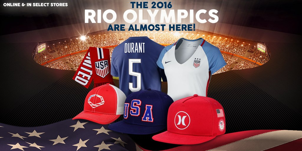 74a7562e1 Hump Day Must Haves  2016 Olympics Gear