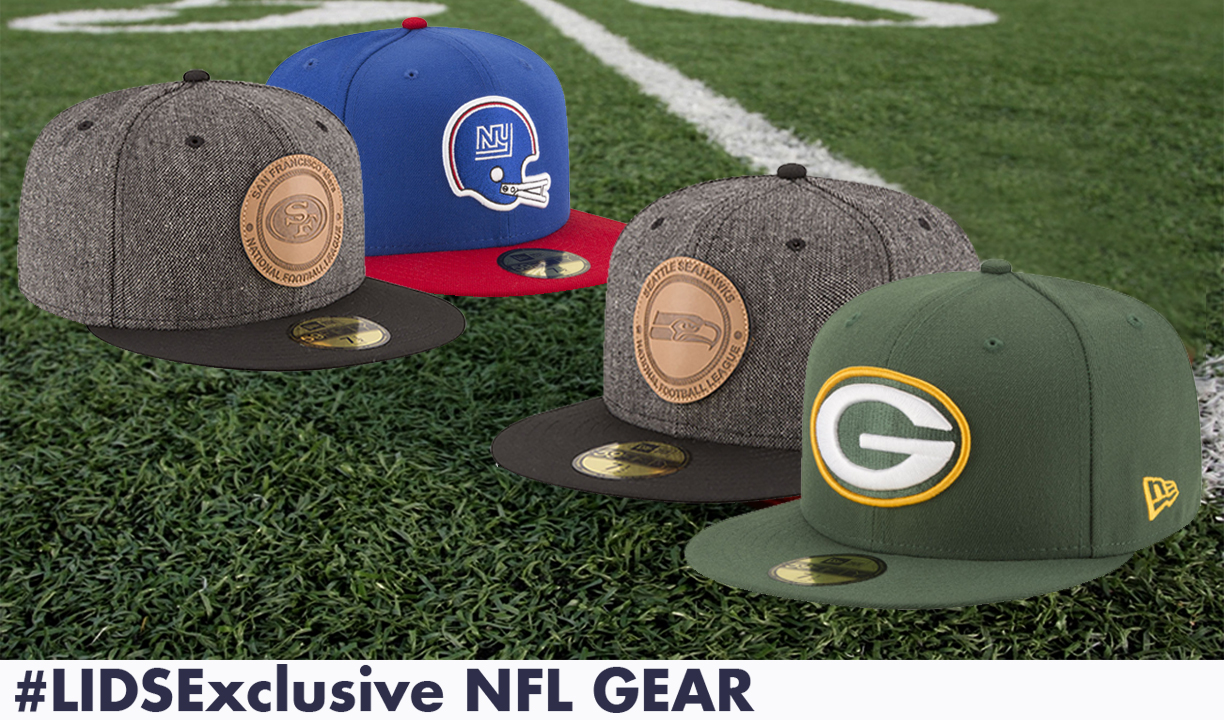 3695de106 Hump Day Must Haves   LidsExclusive NFL Gear