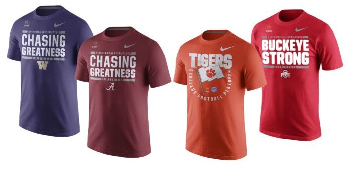 nike playoff t shirts