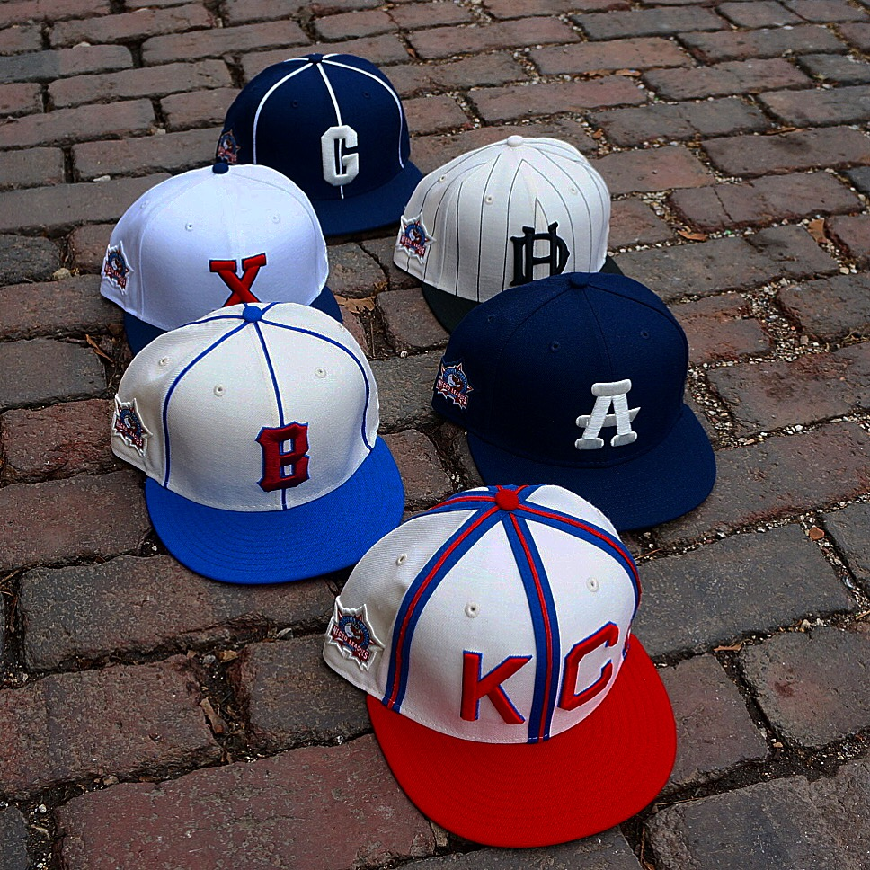 JAN, The 59FIFTY Negro League Collection 2