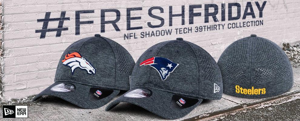 FreshFriday NFL Shadow Tech 39THIRTY   Lids® Blog