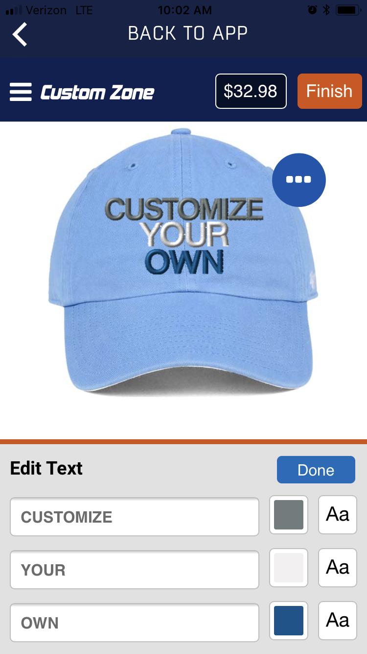 Lids Custom Hat Fonts - Hat HD Image Ukjugs.Org ce669f1795e2