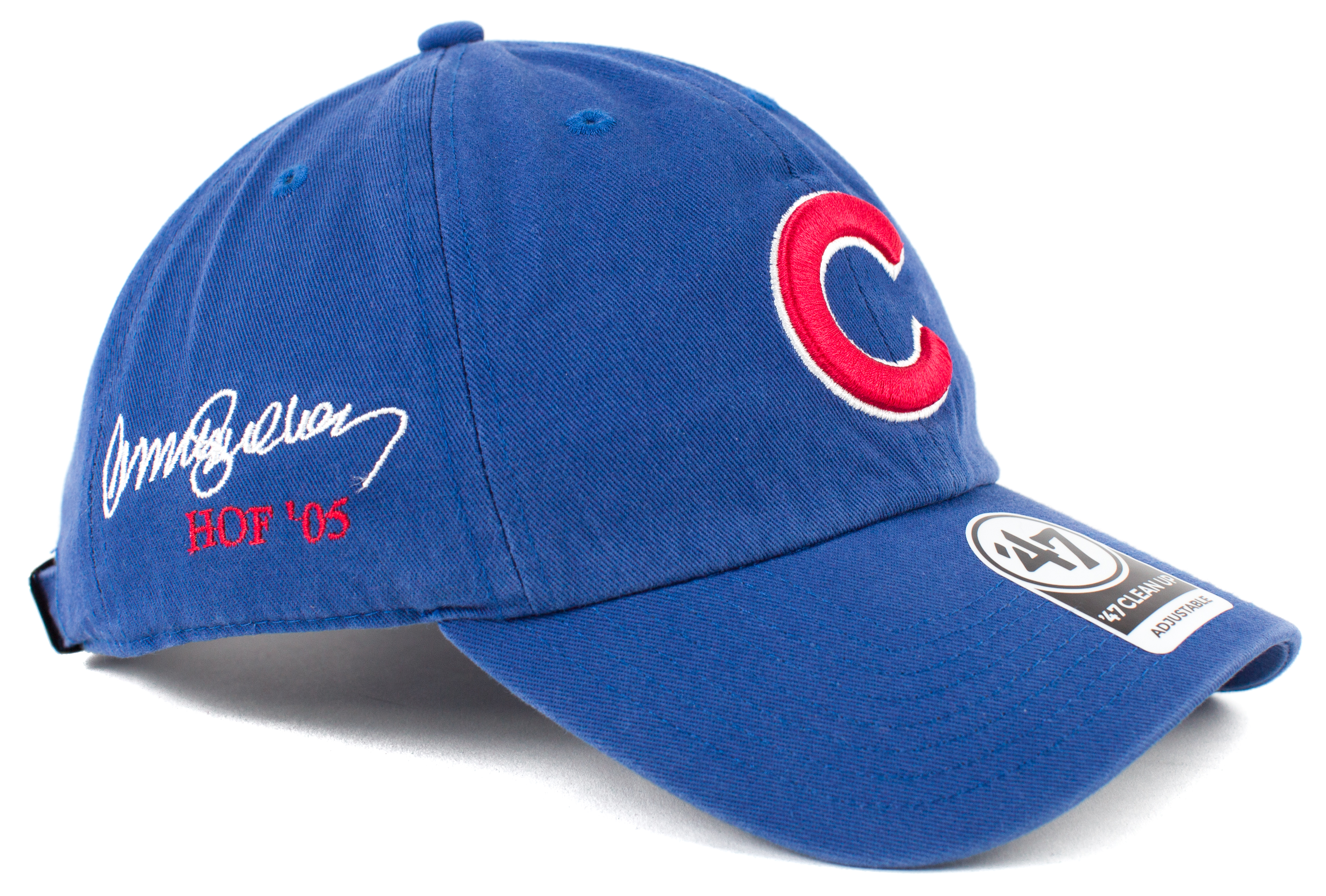 Mlb Hall Of Fame Athlete Embroidery Now Available Lids