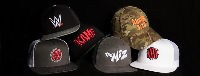 WWE hats