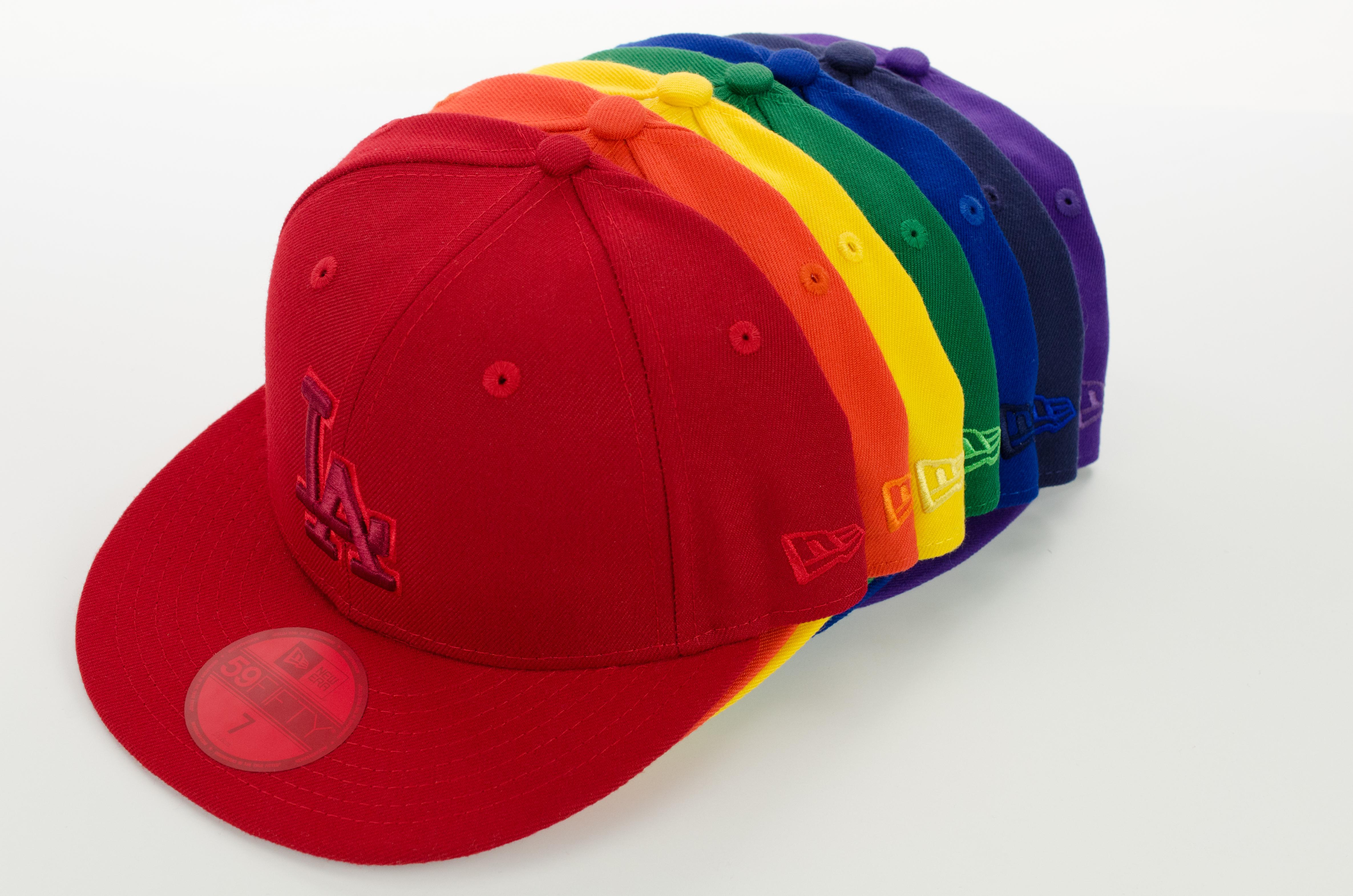 New Era Color Prism Hats