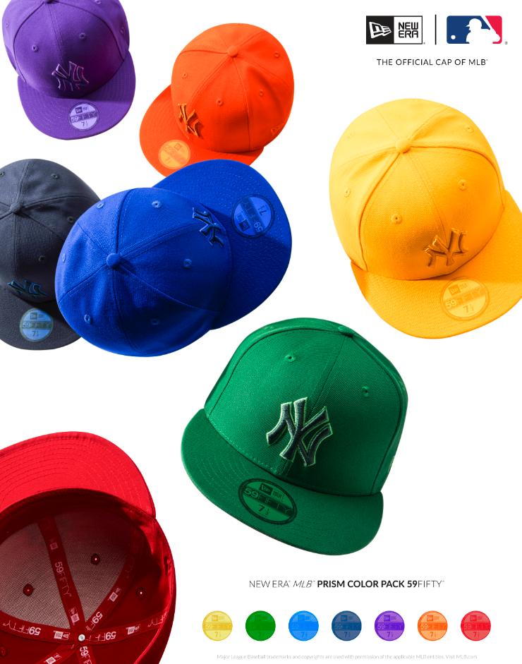 New Era Color Prism Pack