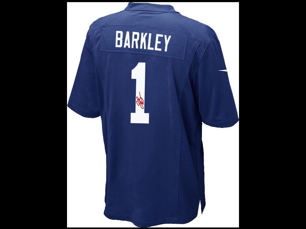 Saquon Barkley Jersey