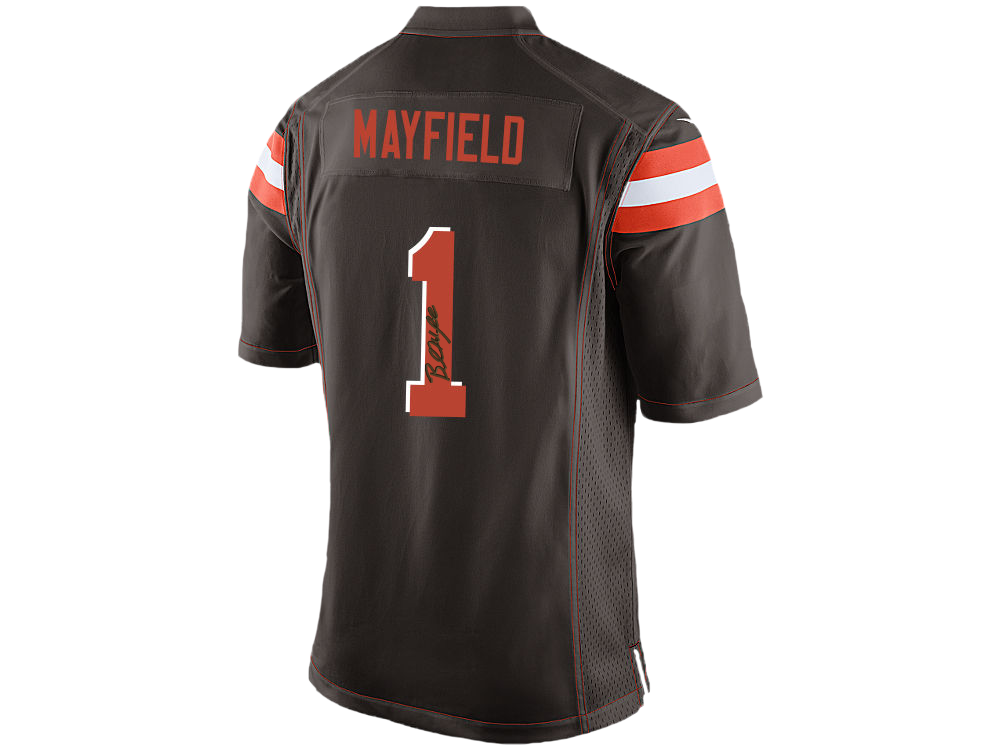 Baker Mayfield Jersey