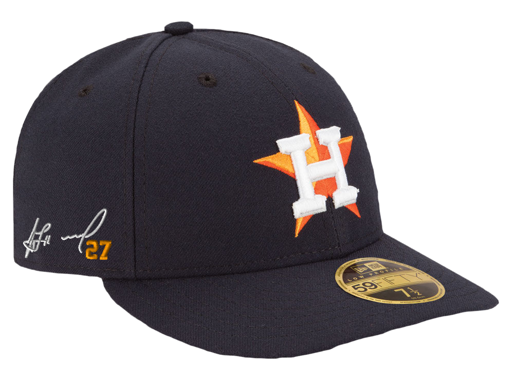 Jose Altuve custom Hat