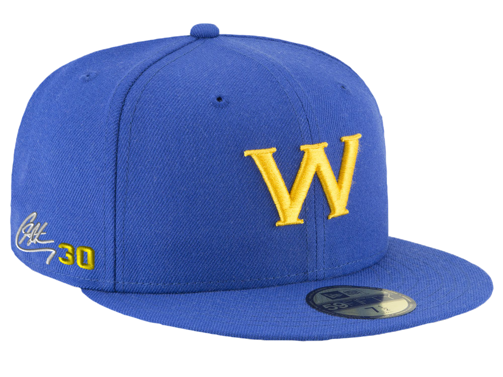 Steph Curry Custom Hat