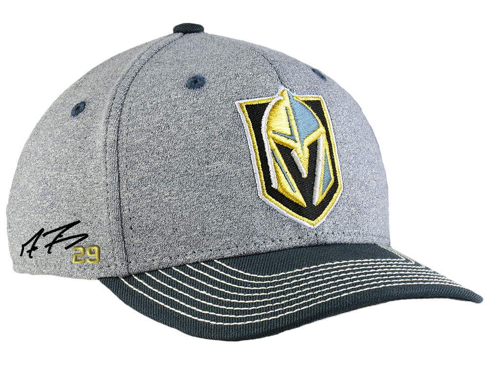 Mark-André Fleury custom hat