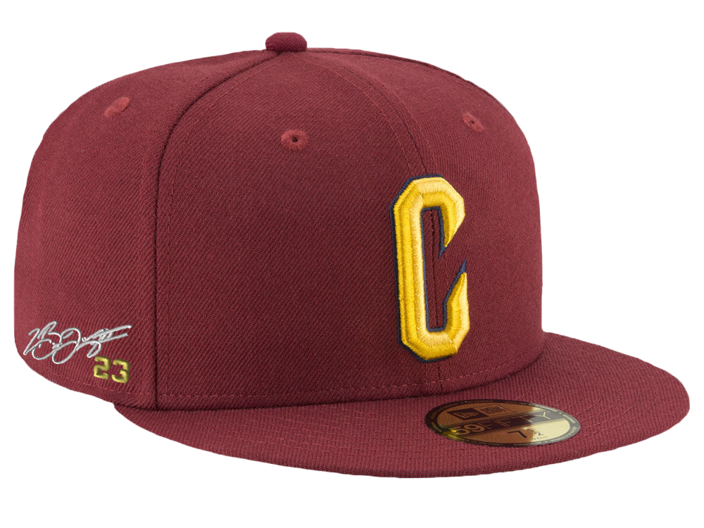 Lebron James Custom Hat
