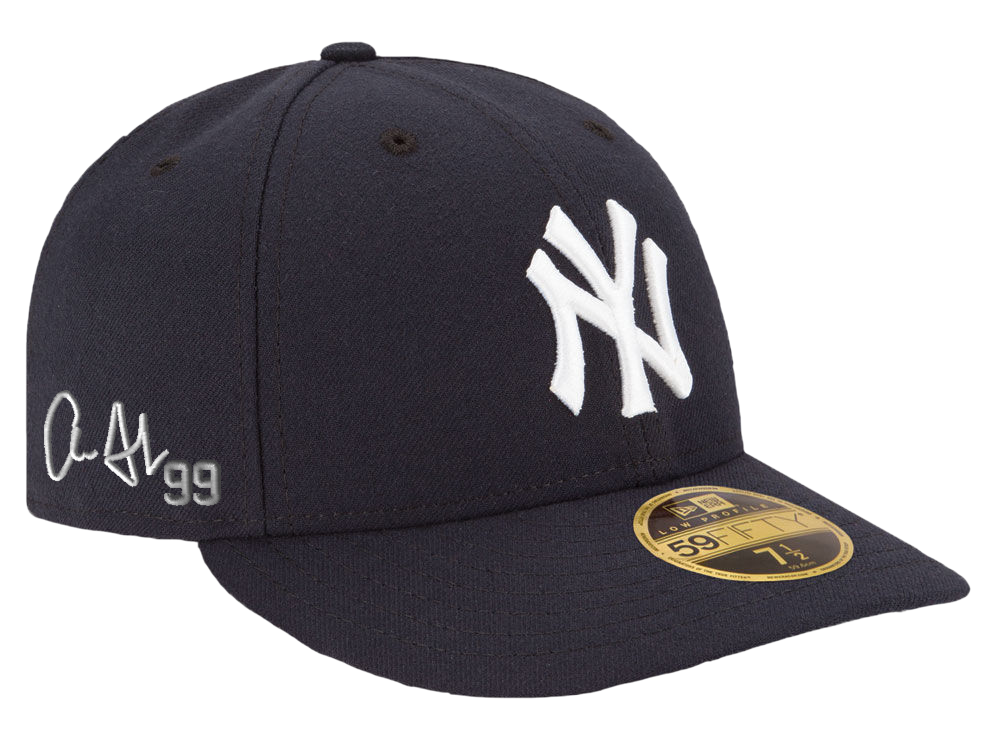 Aaron Judge Custom hat