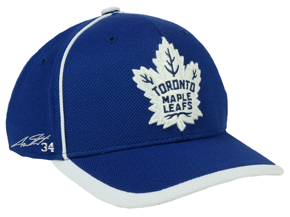 Auston Matthews custom hat