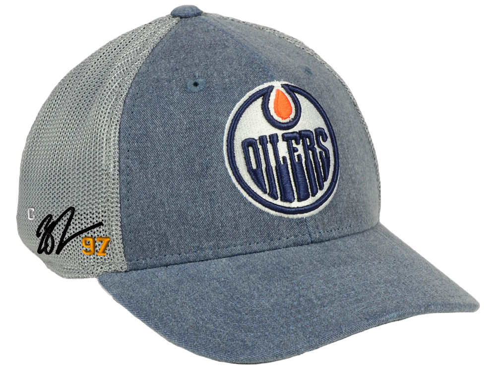 Connor McDavid custom hat