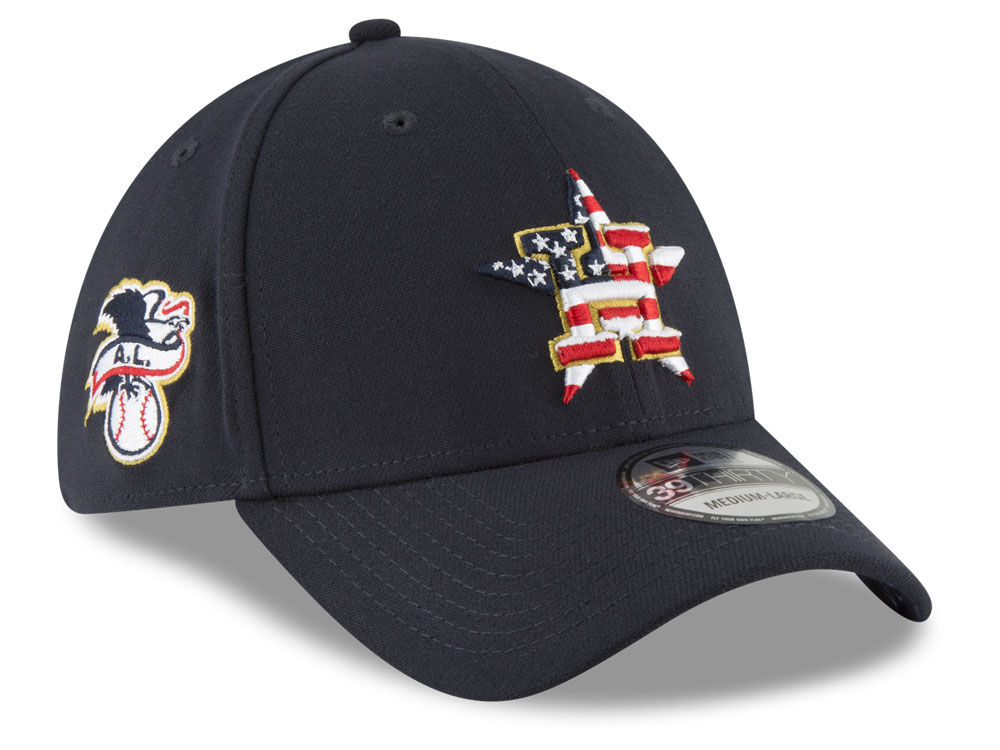 Houston Astros 4th of july hat