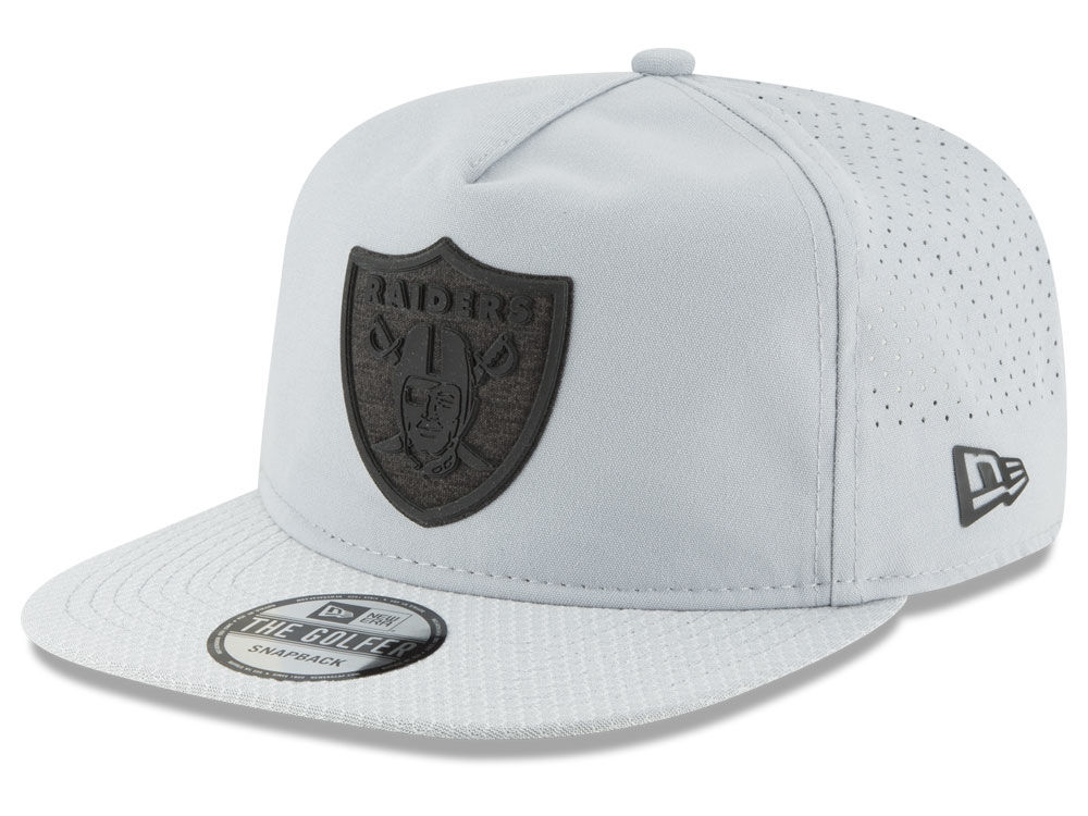 Oakland Riaders Training Camp Hat