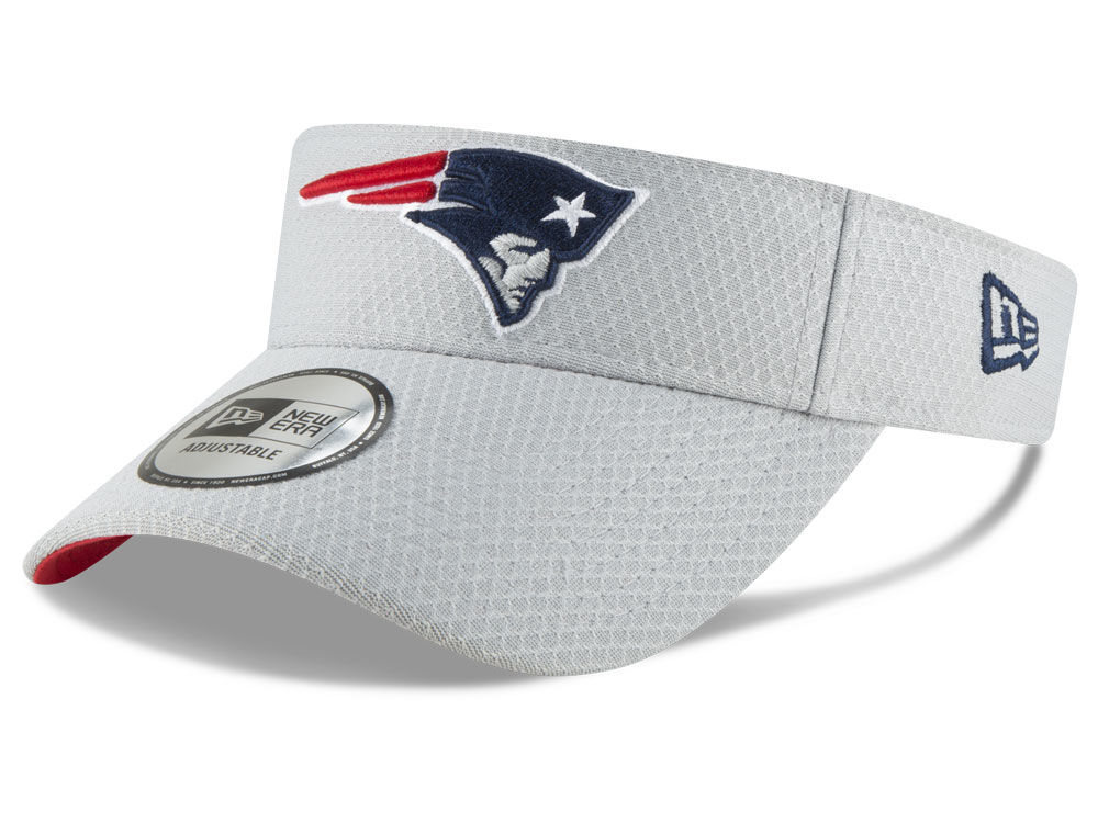 New England Patriots Training Camp Visor