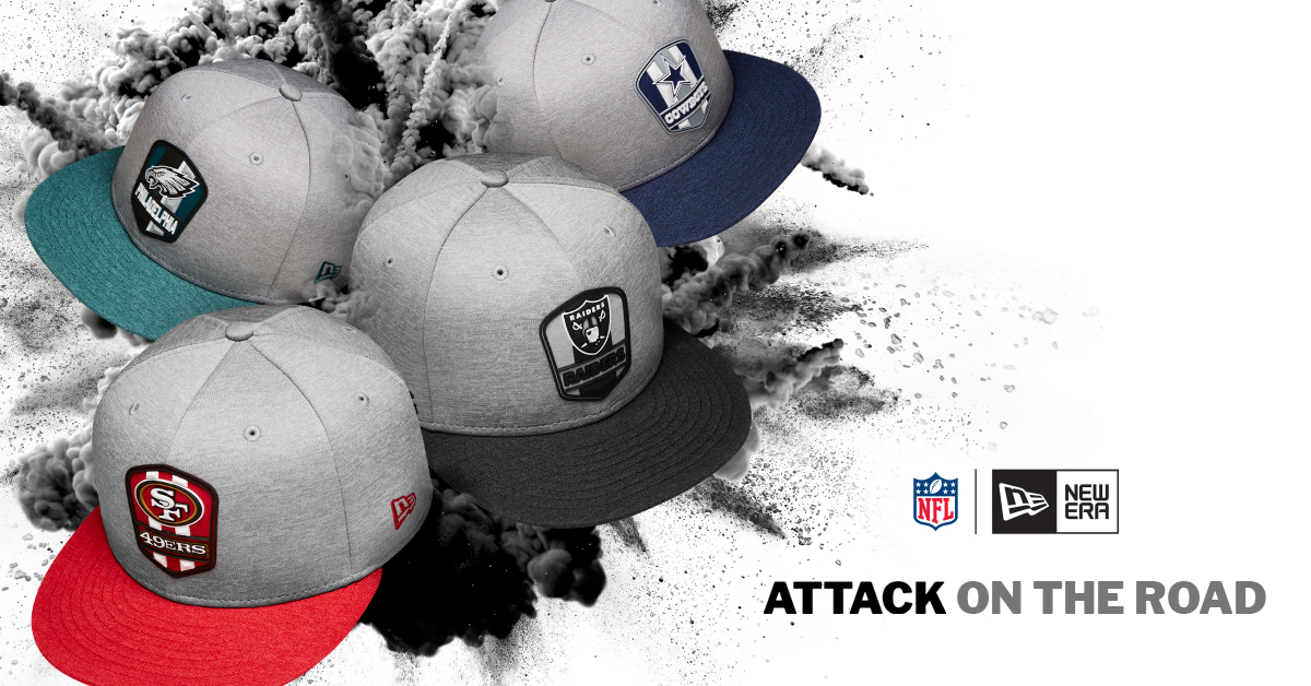 1d13775551f Football is Back  2018 NFL Sideline Collection