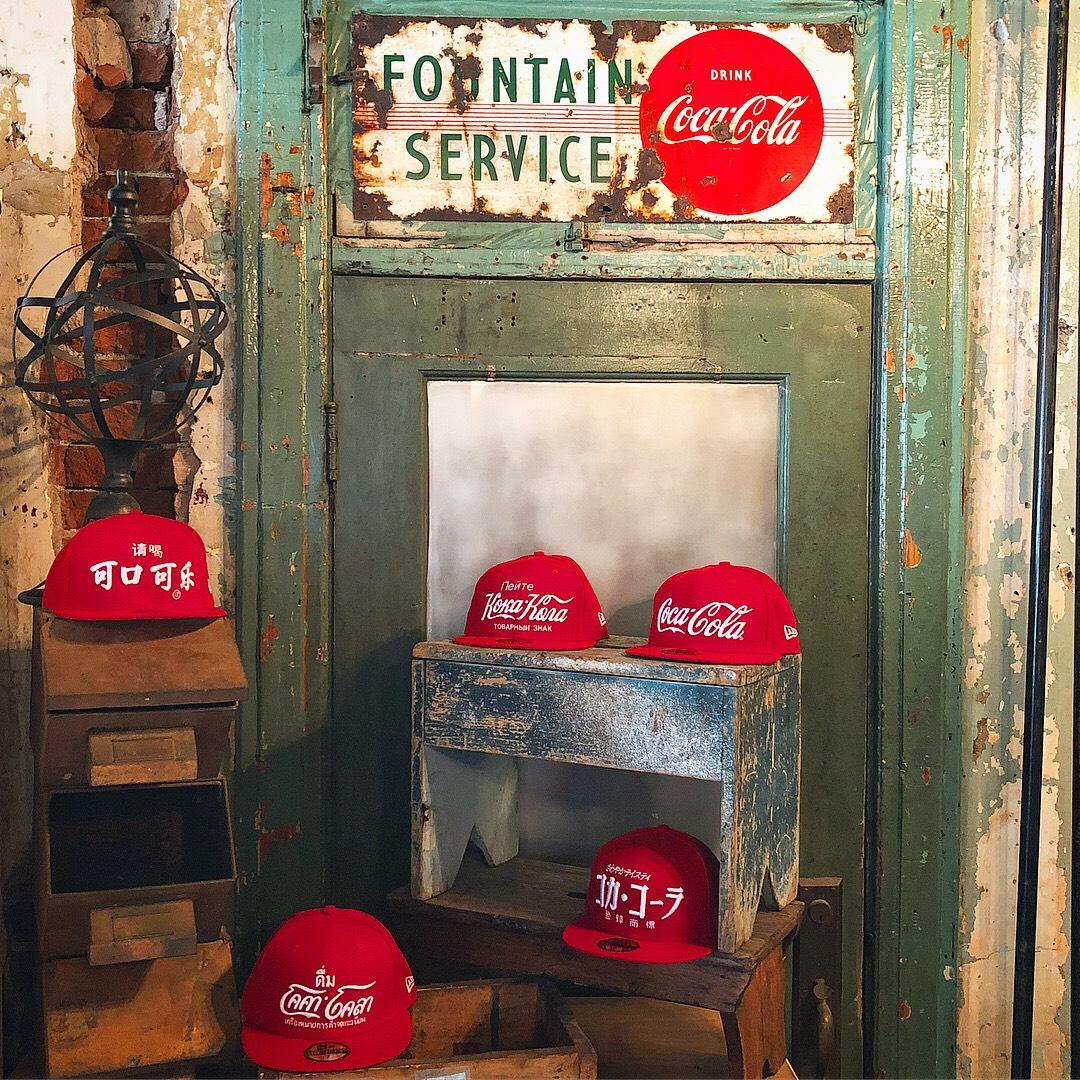 coca cola hats