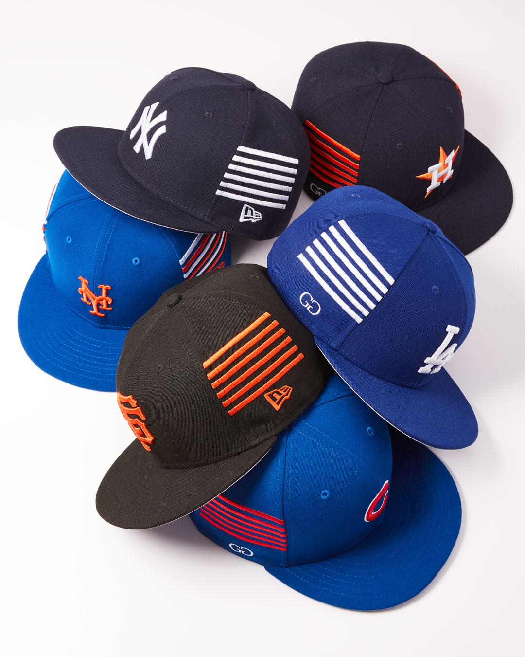 5b40e67cc3892 The Grungy Gentleman x New Era MLB Collection will only be sold in the  following 10 LIDS locations