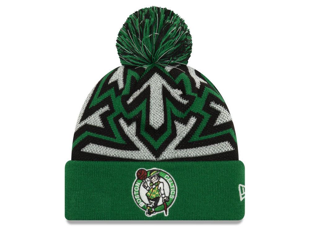 Boston Celtics Gloflake Cuff Knit