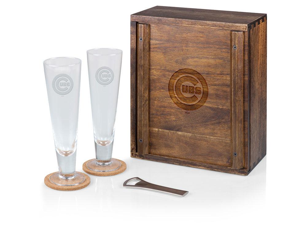 Chicago Cubs Beer glass set
