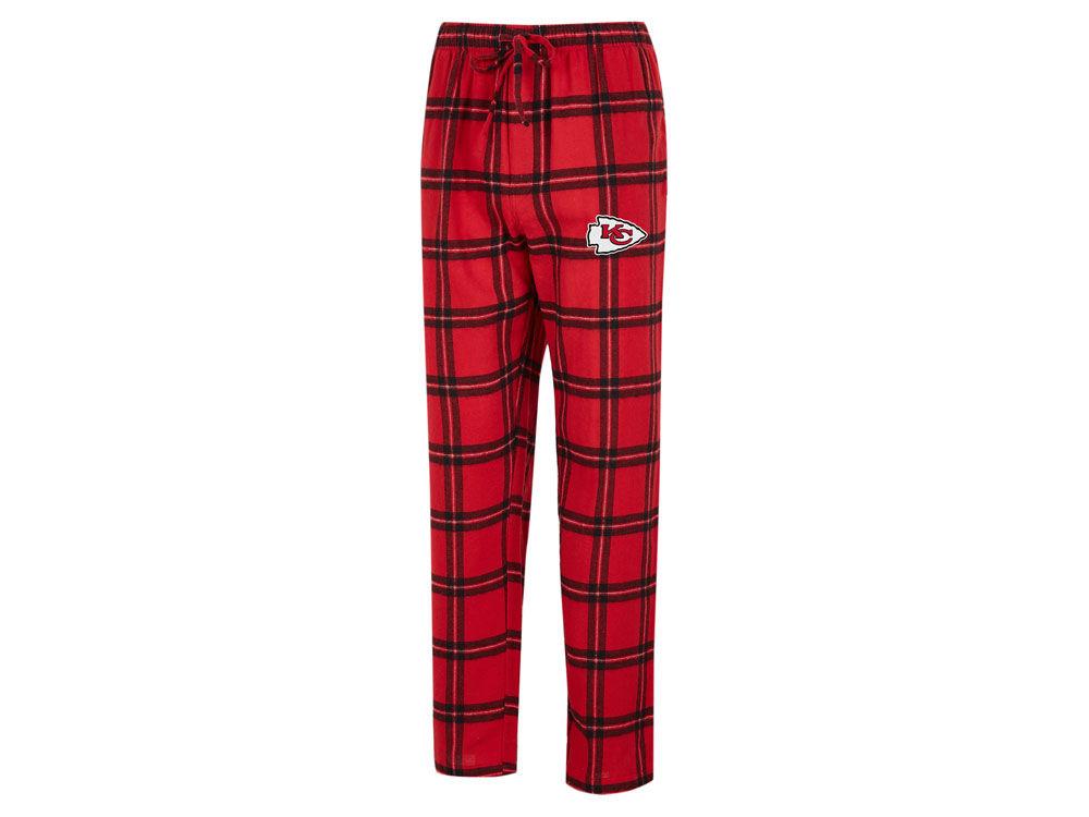 Kansas City Chiefs Flannel Pants